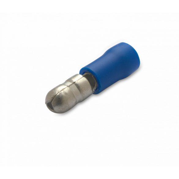Hengeres dugasz 100 db/cs, szigetelt, 1.5 ÷ 2.5 mm2, ónozott réz