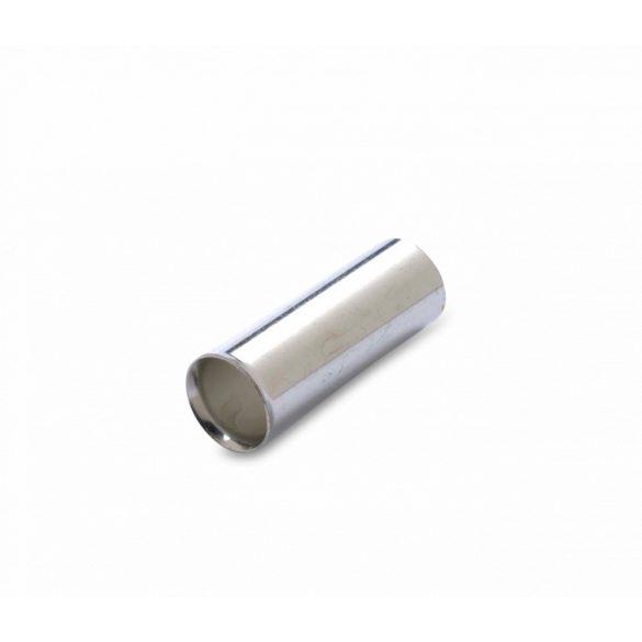 Érvéghüvely 1000 db/cs, szigeteletlen, 2,5 mm2, 7 mm, ónozott réz