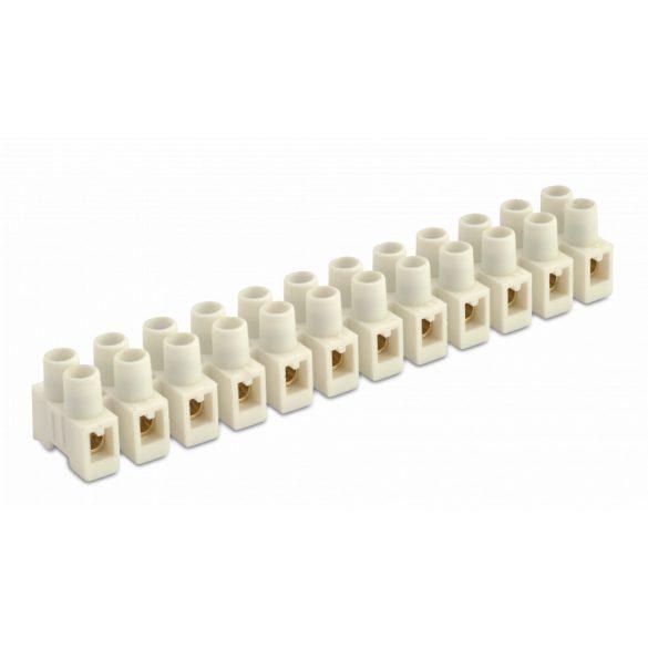 Sorkapocs 2,5 mm2, 12 P, polipropilén