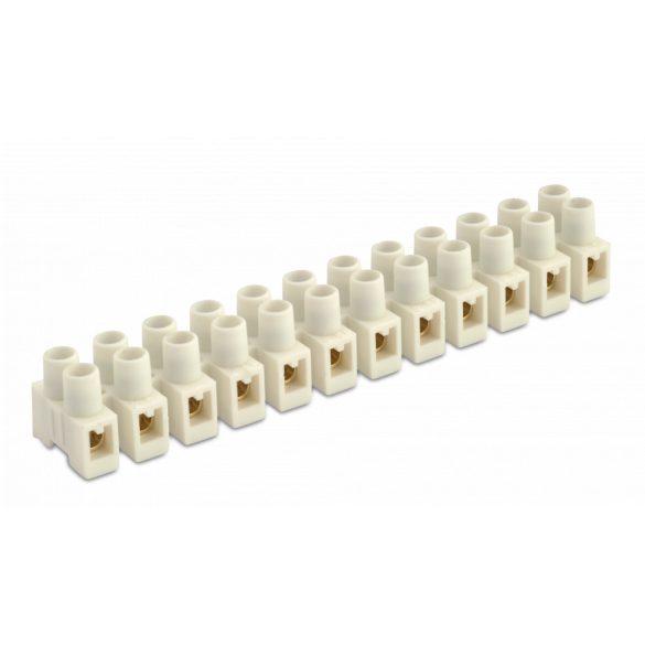 Sorkapocs 6 mm2, 12 P, polipropilén