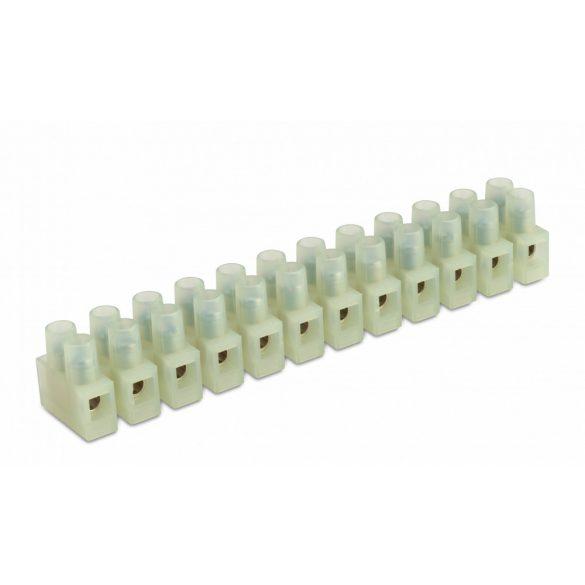 Sorkapocs 2,5 mm2, 12 P, poliamid