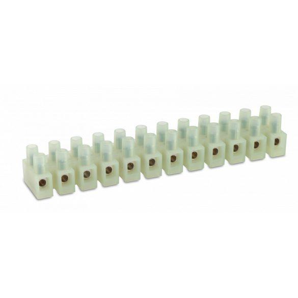 Sorkapocs 4 mm2, 12 P, poliamid