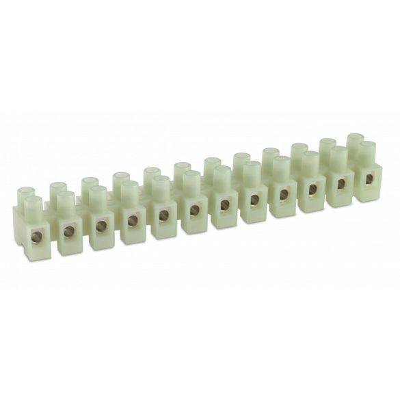 Sorkapocs 10 mm2, 12 P, poliamid