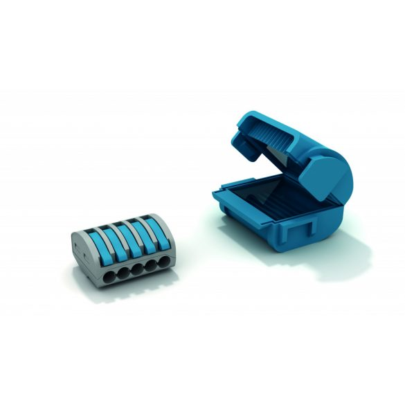 SHELL BOX 215 Mini vízmentes kötődoboz sorkapoccsal