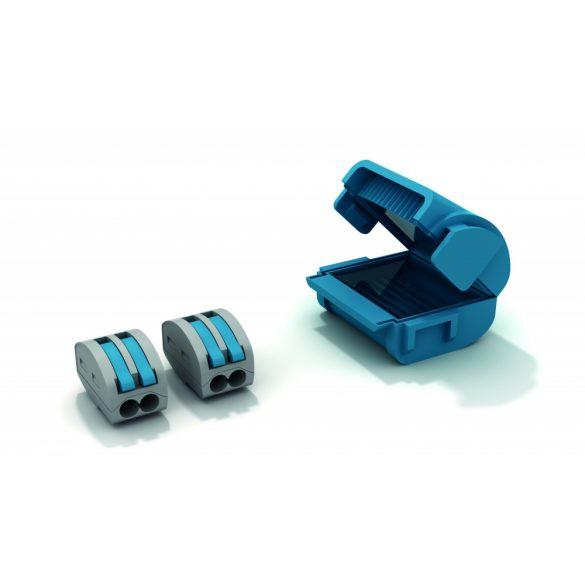 SHELL BOX 222 Mini vízmentes kötődoboz sorkapoccsal