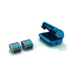 SHELL BOX 323 Mini vízmentes kötődoboz sorkapoccsal