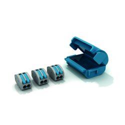 SHELL BOX 332 Mini vízmentes kötődoboz sorkapoccsal