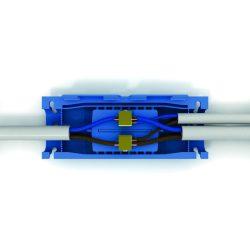 SHARK 406 Vízmentes kötődoboz, 1P, 10 - 50 mm2