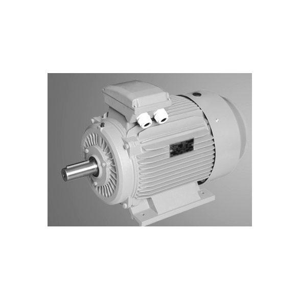 Villanymotor 15AA80M22B3 1,1 kW talpas